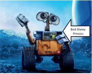 PrincessWall-E