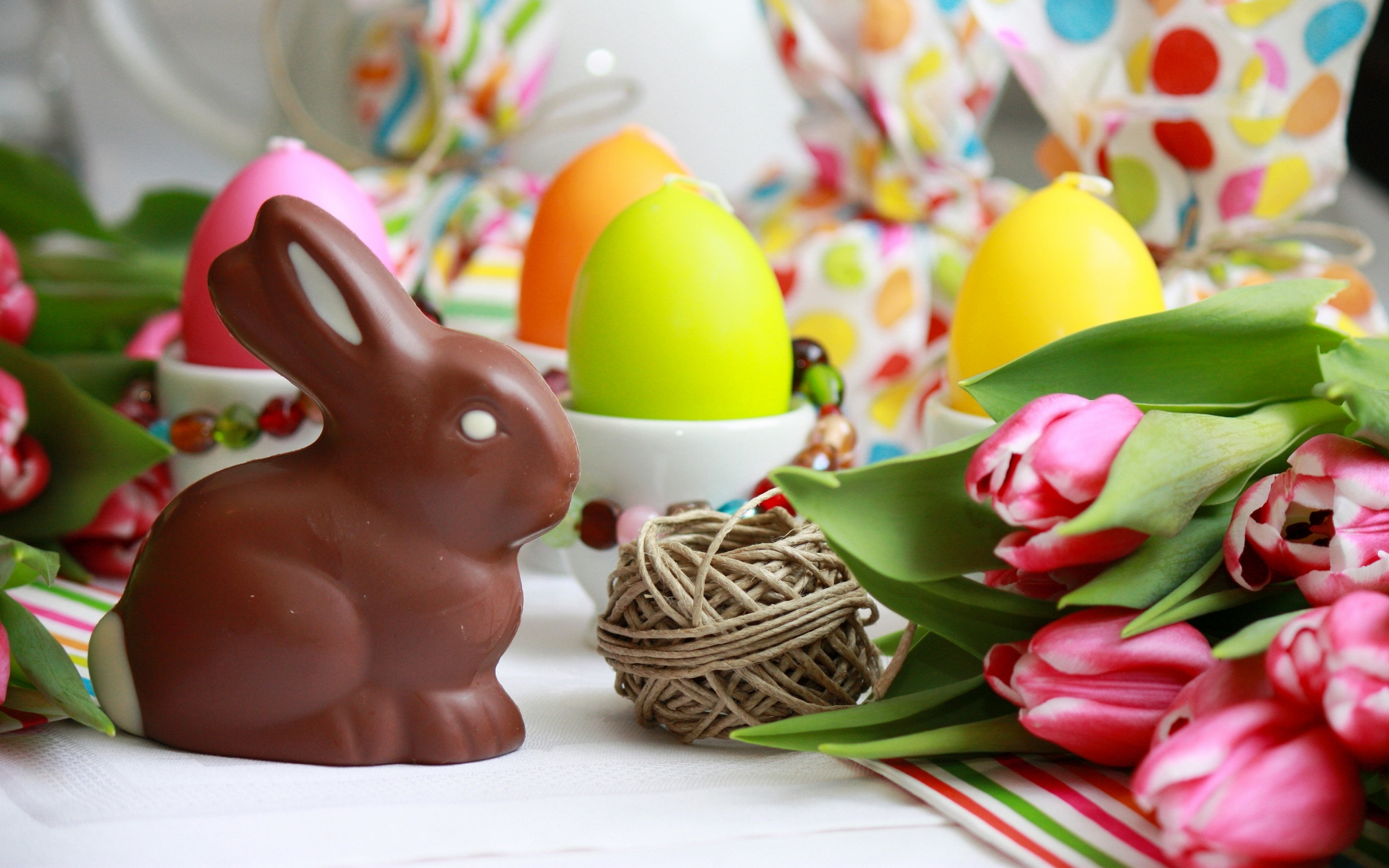 SQ Online / Chocolate Bunnies: Easter Edition