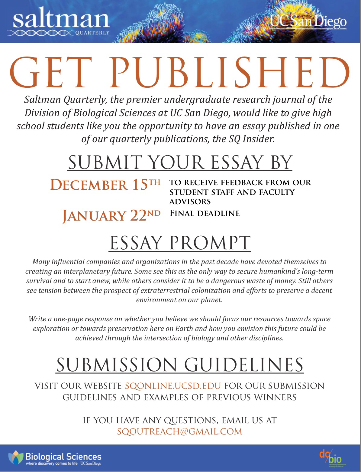 high school essay contest  sq online for the essay contest submission guidelines click here